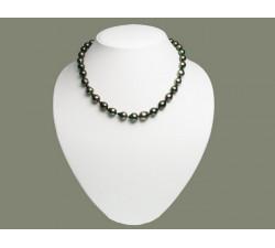 Collier Perles de Culture de Tahiti Forme Gouttes 8 à 11mm