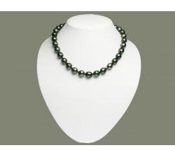 Collier Perles de Culture de Tahiti Rondes AA+ 8 à 10mm
